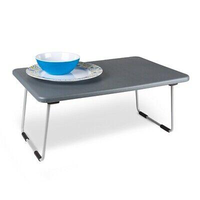 Trayble Zusammenfaltbar Niedriger Zelten Tisch Perfekt für Piknik Garten