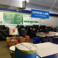Recycling Facility and Bottle Depot in Southern Alberta