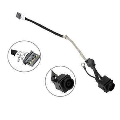 (AC DC POWER JACK SOCKET HARNESS FOR SONY VAIO VPCEA36FM VPC-EA36FM pcg-61317L)