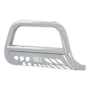 Looking  for a 3 inch chrome bull bar