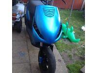 125cc ref as 50cc piaggio zip not gilera typhoon nrg