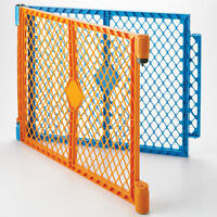 North States Superyard Colorplay Two Panel Extension (8763)