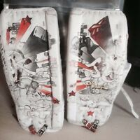 JR Goalie Pads. Must see ! Must go !