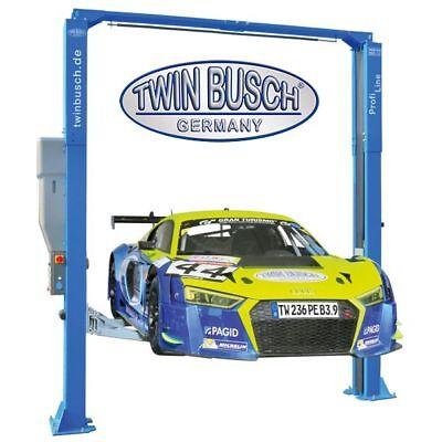 Twin Busch ® Ponte sollevatore auto a 2 colonne 3600 kg - TW 236 PE B3.9, usato usato  Spedire a Italy