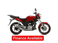 LEXMOTO ZSX 125cc Naked Sportsbike Sports Bike Commuter Motorcycle Lerner Legal