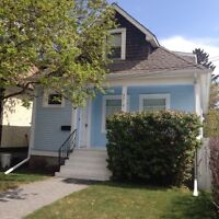 Marda Loop House for rent