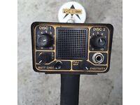 Nice Fisher 1265-X metal detector