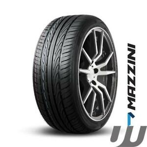 (summer) 225/40r18 mazzini -------------------- 350$ for limited time