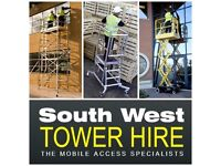 Scaffold Tower Hire Bristol & Bath - South West Tower Hire