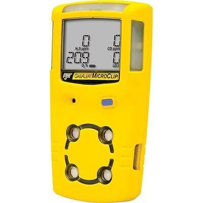 BW Technologies Gas AlertMicroClip XT Multi Gas Monitor MC2-XWHM-Y-NA *Free Ship Business & Industrial