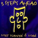 cd - 3 Steps Ahead - Most Wanted & Mad