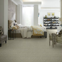 Shaw Carpet Supply Install AND Underpad $2.50sf Special!