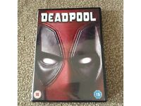 Deadpool DVD 9/10 Condition