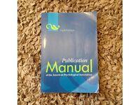APA Publication Manual (6th Edition)