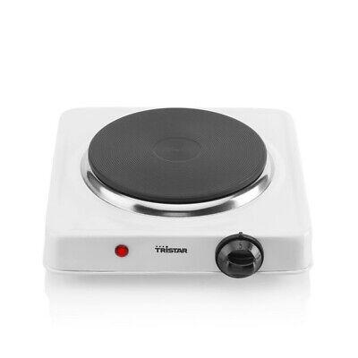Placa hornillo inox electrico termostato regulable 5 funciones ajustables,1000W