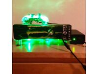 Xbox 360 Slim (4GB) + 320GB
