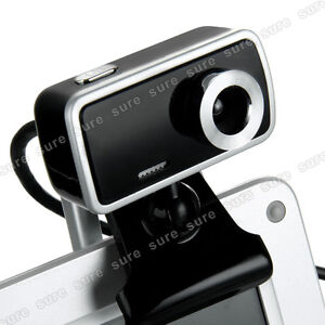 20 Megapixel HD PC Laptop Skype Webcam WEB CAM USB With Microphone Mic