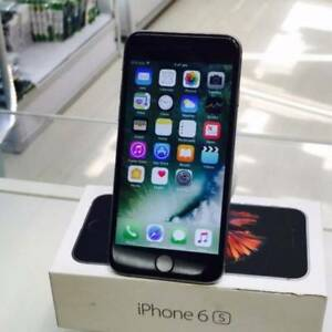 MINT CONDITION IPHONE 6S 32GB SPACE GREY WARRANTY BOX ACCESSORIES Surfers Paradise Gold Coast City Preview