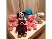 MASSIVE build a bear bundle! IDEAL for Christmas gift