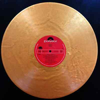 ABBA ‎Gold (Greatest Hits) 2 COLOR GOLD VINYL LP LIMITED EDITION NEW SEALED