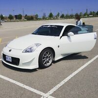2006 Nissan 350Z Coupe low km mint must see