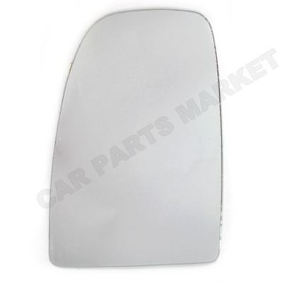 Right Driver side Wing door mirror glass for Peugeot 205 305 1977-1990