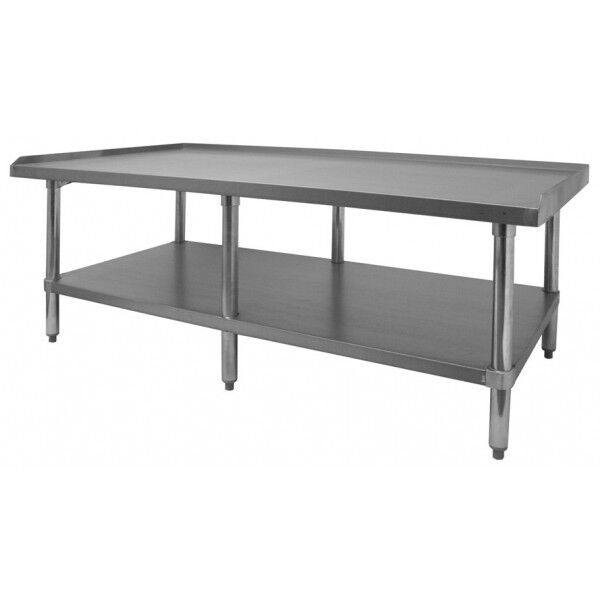 """All Stainless Steel Equipment Stand 30""""x72"""" NSF"""
