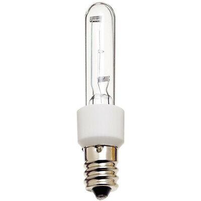 Bulbrite S4482 60W 120V E12 Candelabra base halogen light bulb