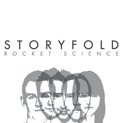 Storyfold Rocket Science   New Release Cd   Irish Indie