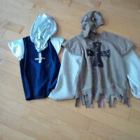 Costume médiéval-chevalier pour enfants