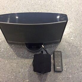 BOSE portable docking station