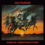 cd - jag panzer  - AMPLE DESTRUCTION (nieuw)