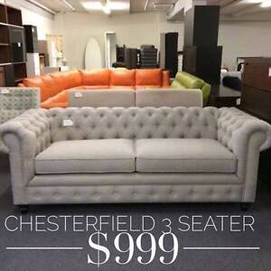 50% - 80% OFF CLEARANCE SALE! BIG SUMMER SALE SOFAS ON SALE, SALE Eastern Suburbs Preview