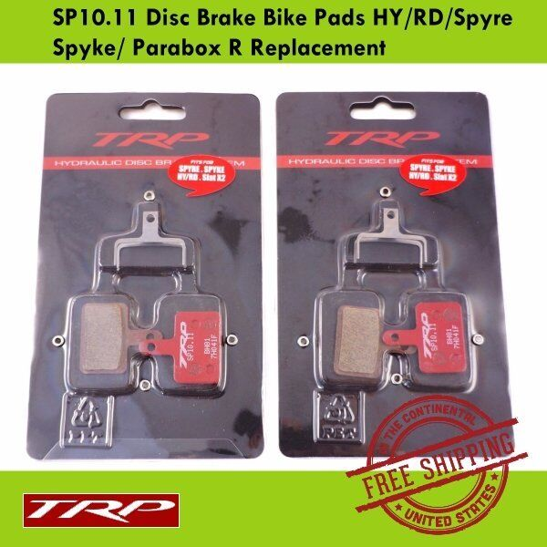 TRP SP10.11 Replacement Disc Brake Pads for HY/RD / Spyre / Spyke / Parabox R