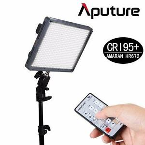 Aputure led light,H198(C) / 672W, S / 528 S,C / Yongnuo led lights