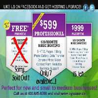 Promote and Market Your Business Every Month! !!!!!