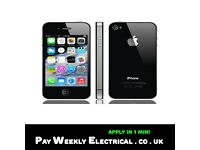 APPLE IPHONE 4S - PAY WEEKLY ELECTRICAL