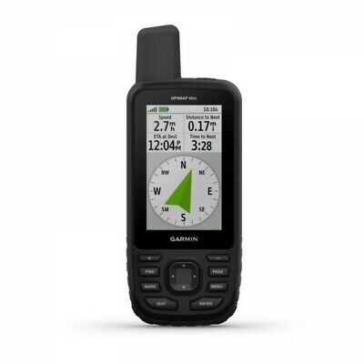 Garmin GPSMAP 66st Outdoor GPS Preloaded with TOPO U.S. and Canada 010-01918-10