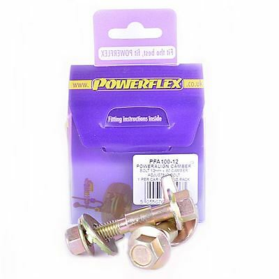 PFA100-12 Kit bullone di Powerflex PowerAlign Camber (12mm)