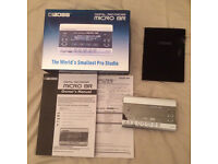 Boss Micro BR Digital Multitrack Recorder, Boxed With Manual, Memory Card & Bag