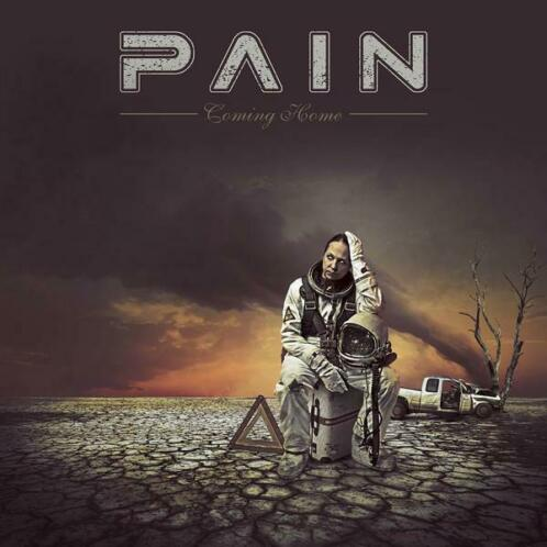 cd - Pain - Coming Home Ltd. Ed. 2-CD Digibook