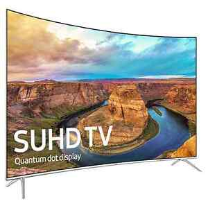 "Samsung 65"" LED Curved HDR 4K SUHD TV  UN65KS8500 ALL IN"