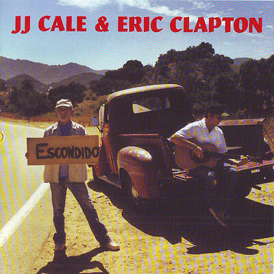 JJ Cale & Eric Clapton – The Road To Escondido  CD