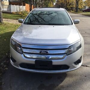 2012 Ford Fusion SEL! Safetied! Excellent price!