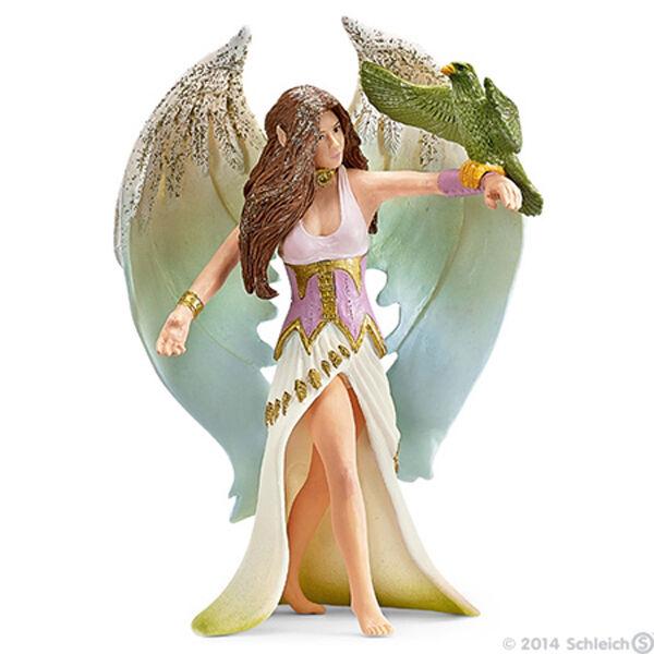 NEW SCHLEICH Bayala 70478 Surah Standing with Bird - Fairies Fairy Elf Fantasy