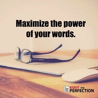 Maximize the power of your words