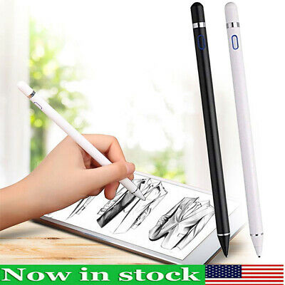 "US Generic Pencil For Apple iPad Pro /9.7""/10.5""/12.9"" Tablets Touch Stylus Pen"