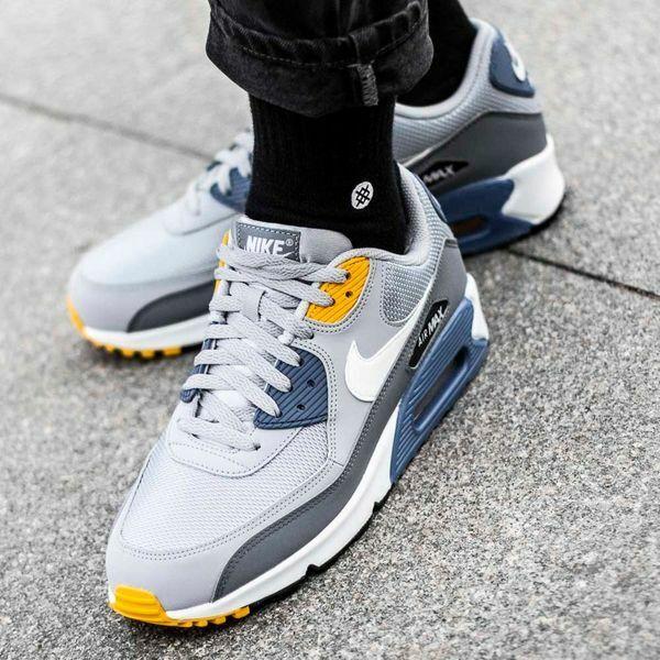 Détails sur Nike Air Max 90 Essential Sneaker Chaussures Hommes Chaussures De Sport aj1285 016 * Top * afficher le titre d'origine