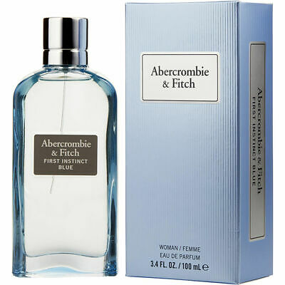 Abercrombie & Fitch First Instinct Blue 3.4 oz EDP Spray Women's Perfume