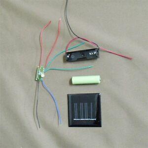 Solar-Auto-Light-DIY-Kit-White-color-LED